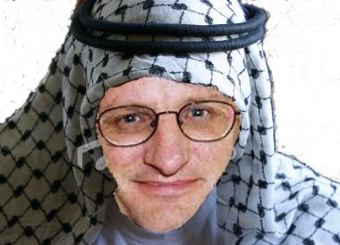 Gingrich kallade palestinier pahittade