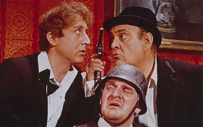 THE PRODUCERS (1968) GENE WILDER, KENNETH MARS, ZERO MOSTEL PRDR 002CP MOVIESTORE COLLECTION LTD
