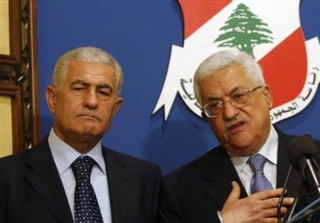 Abbas Zaki, Mahmoud Abbas
