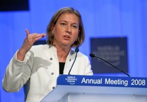 'Middle East: After Annapolis, After Paris': Tzipi Livini