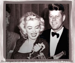 Monroe+John+F+Kennedy+Top+Secret+Fbi+Forbidden+Pic
