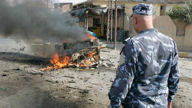 Explosion i ingusjien tog flera liv