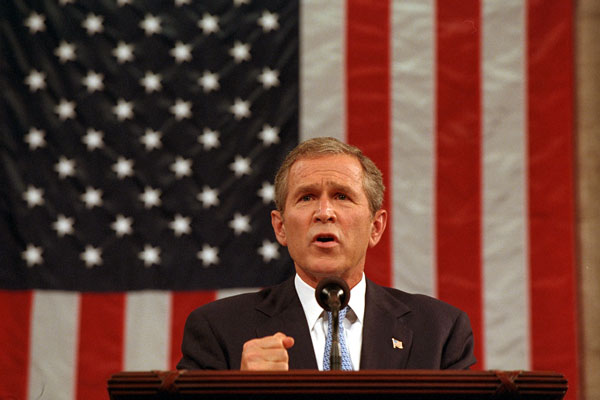 President_George_W__Bush_address_to_the_nation_and_joint_session_of_Congress_Sept__20