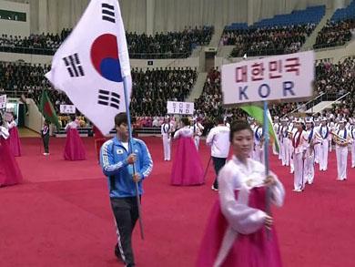 Eu hjalpsandningar till nordkorea