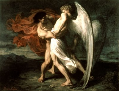 Jacob+Wrestling+with+the+Angel+1865+by+Alexander-Louis+Leloir