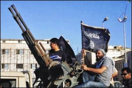 Libyen al-Qaida