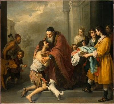 return of the prodigal son murillo