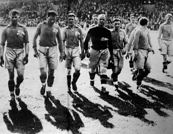 Swedishnationalteam1930