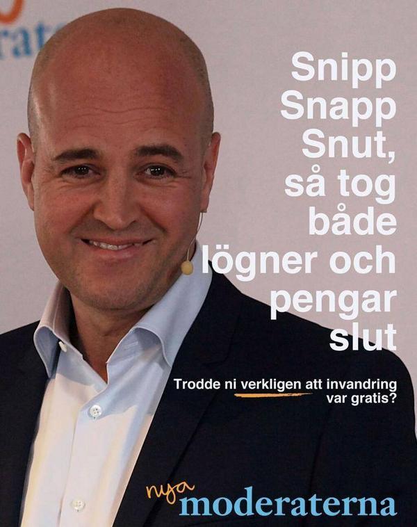 Reinfeldt anar fortsatt regerande