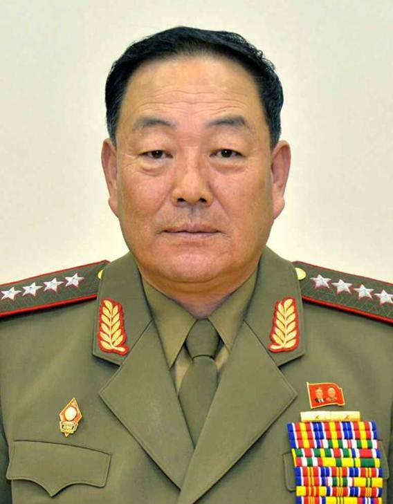 Minister avrattad i nordkorea