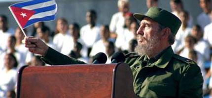 Castro forsonlig i brev