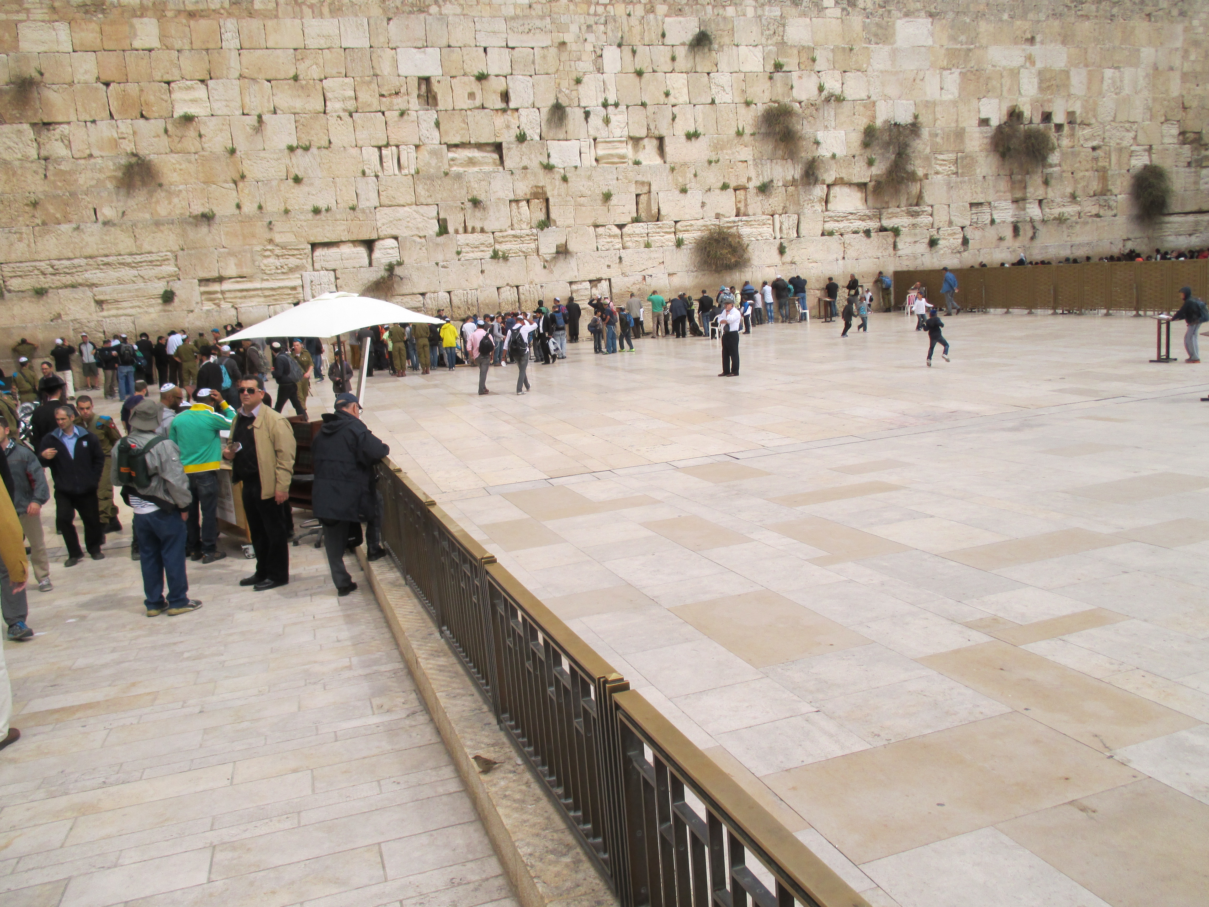 Plo forslag om ostra jerusalem
