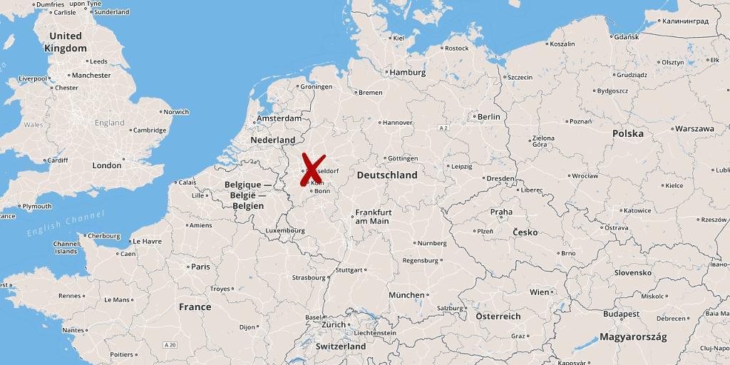 köln karta tyskland Tyskland | Tommy Hanssons Blogg | Sida 6 köln karta tyskland