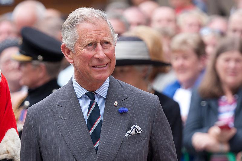 Prins Charles ett strå vassare än Greta: vi har 18 månader på oss att rädda planeten